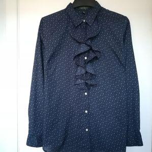 Lauren Ralph Lauren long sleeves shirt , size XL